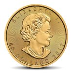 Canadian Maple Leaf 1 OZ GOLD