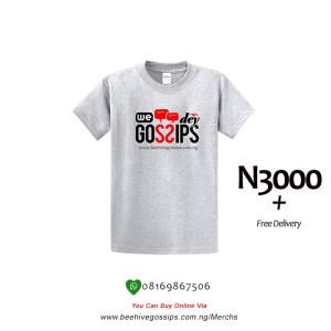 We Dey Gossips Shirt by Beehive Gossips
