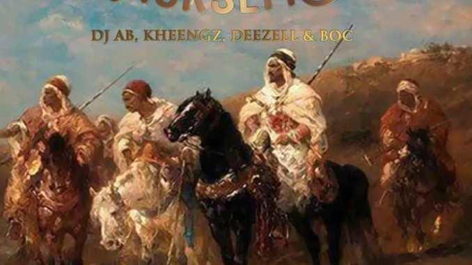The Four Horsemen EP - DJ Ab, Kheengz, B.O.C Madaki & Deezell [ZIP]
