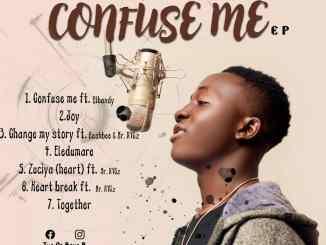 EP: Confuse Me - BaNa B