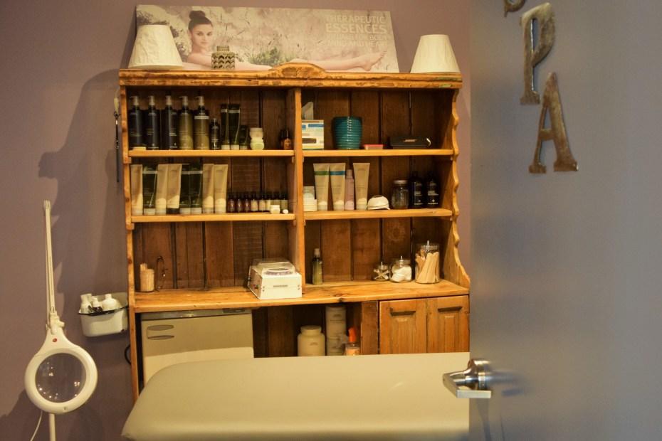 Beehive Salon WS Spa Room