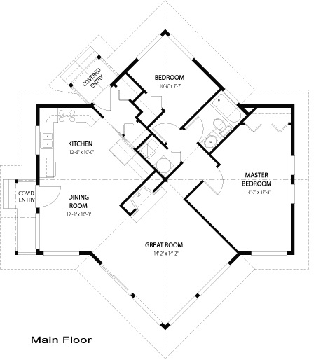 Small Manufactured Homes Floor Plans