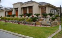 Landscaping Sloping Front Yard Ideas | Bee Home Plan ...