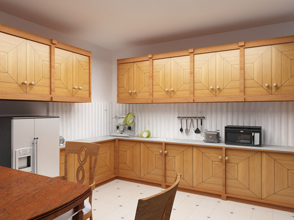 House beautiful's editors scout out the best products and ideas for your kitchen. Simple Kitchen Designs in India for Elegance Cooking Spot - Bee Home Plan   Home decoration ideas
