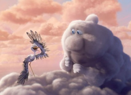 Disney-Pixar : Partly Cloudy