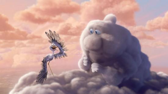 Disney-Pixar : Partly Cloudy