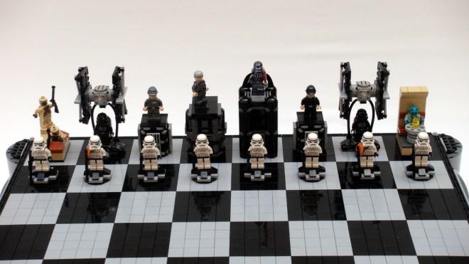 Star Wars Chess LEGO