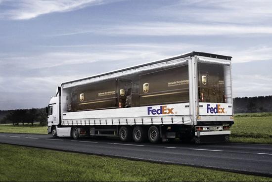 Fedex VS UPS