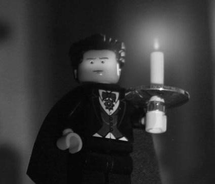 Dracula en LEGO