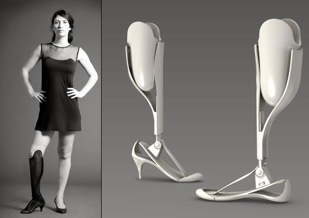 Outfeet - prothèse