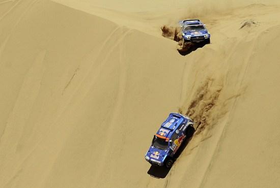 Paris-Dakar 2011