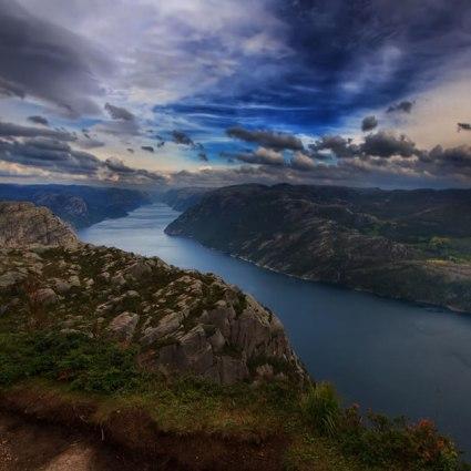 20 photographies de paysages norvégiens vertigineux