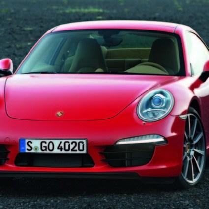 Porsche 911 Type 991 2012