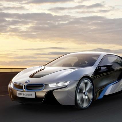 Concepts BMW i3 et BMW i8