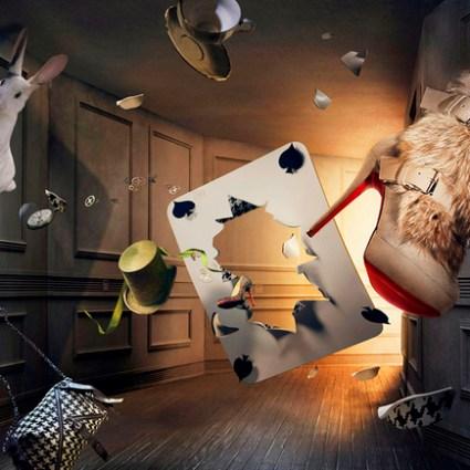 Campagne de Christian Louboutin
