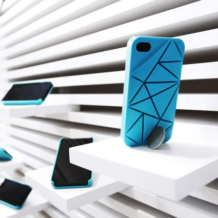 Coin4 iPhone Case