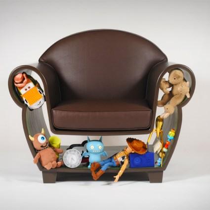 Hollow Chair de Judson Beaumont