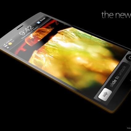 Dites bonjour au nouvel iPhone