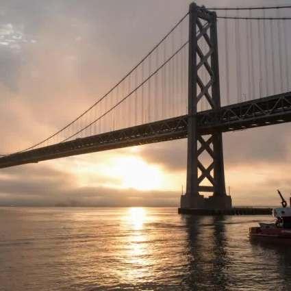 High Tide / Un time lapse de San Francisco