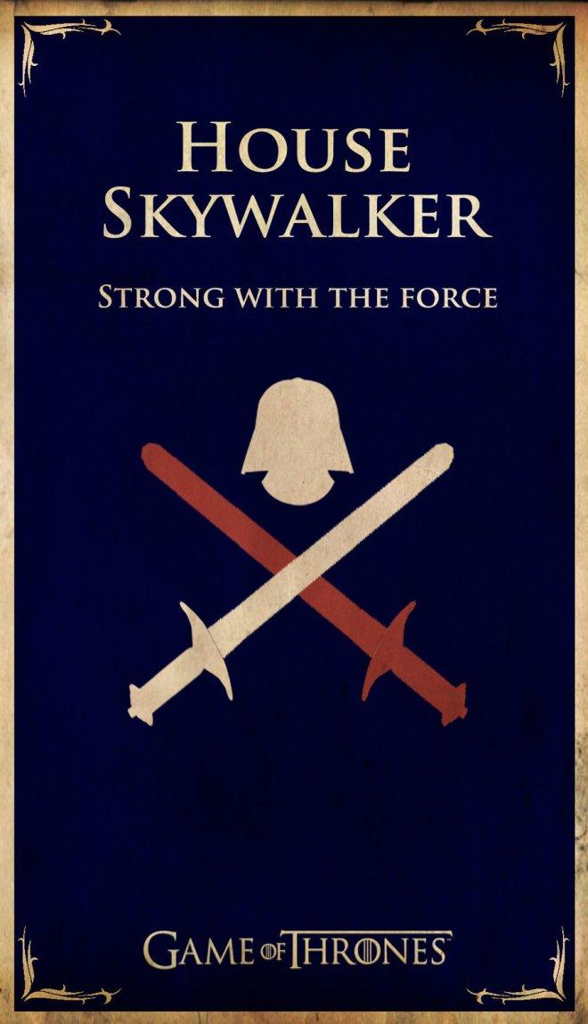 House Skywalker - Miguel Lokia