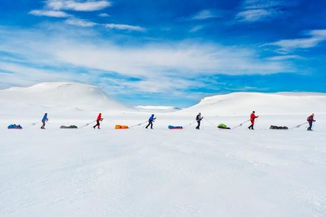 Expedition Amundsen - Kai-Otto Melau - Choix des visiteurs - Catégore People
