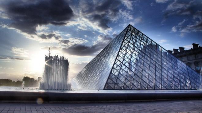 Paris, The City Of Light by Benjamin Trancart
