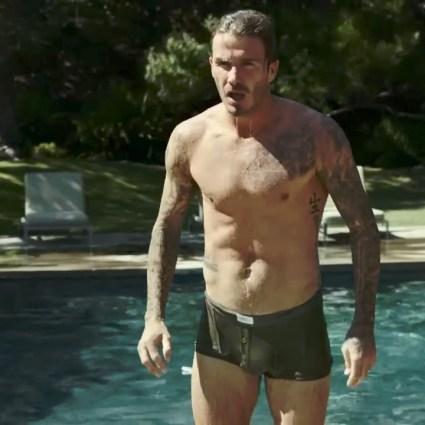 David Beckham dans un court métrage de Guy Ritchie pour H&M