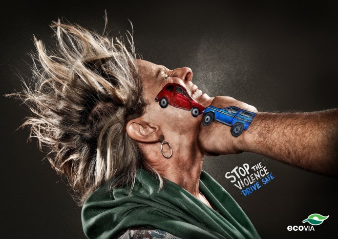 Stop The Violence - Ecovia