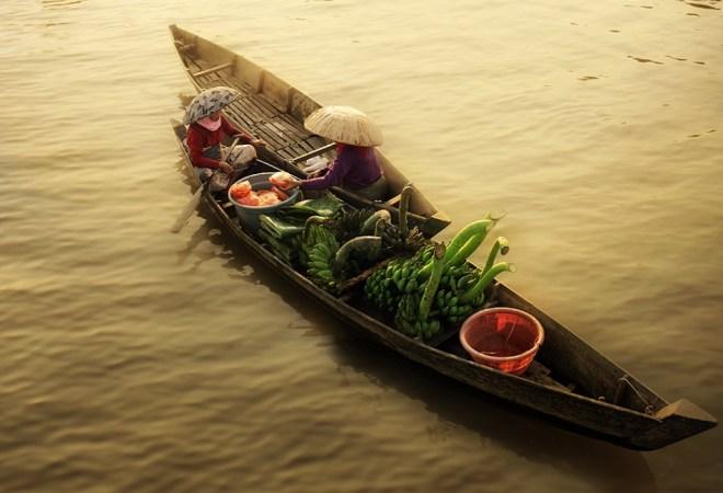 Floating Market ©Achmad Munasit - Asit