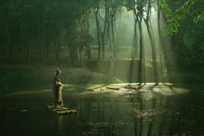 Waiting A Moment ©Achmad Munasit - Asit