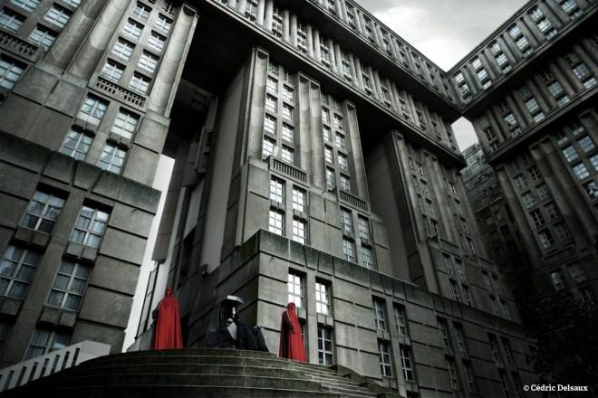 The Emperor, Paris, 2005 - Dark Lens - Cédric Delsaux