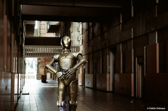 C-3PO, Paris, 2005 - Dark Lens - Cédric Delsaux