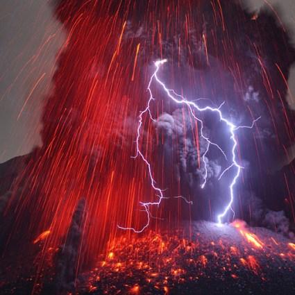 Photographies / Eruptions volcaniques