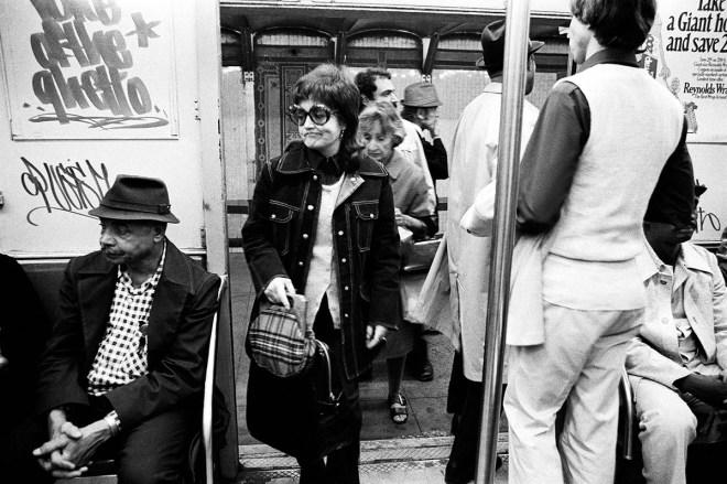 Subway - Leland Bobbé