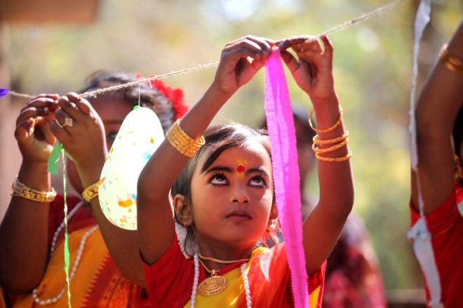 India Holi Festival 2013 52293987