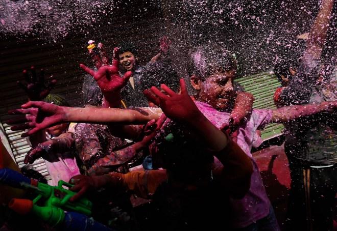 India Holi Festival 2013 77200979