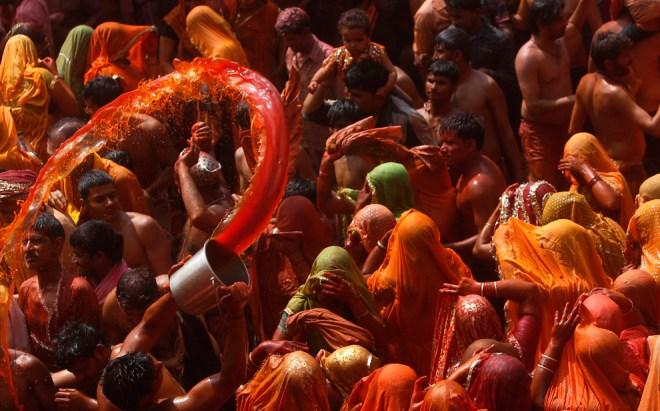 INDIA/ India Holi Festival