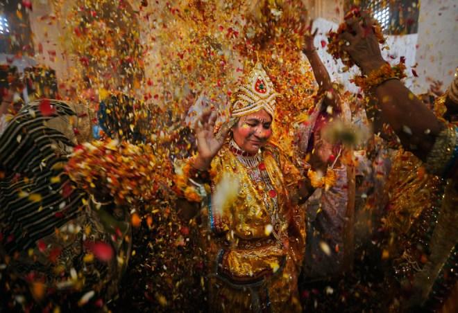India Holi Festival 2013 97411048
