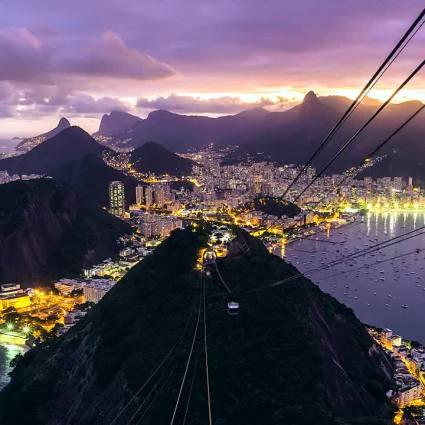 Time-lapse / Rio – Joe Capra