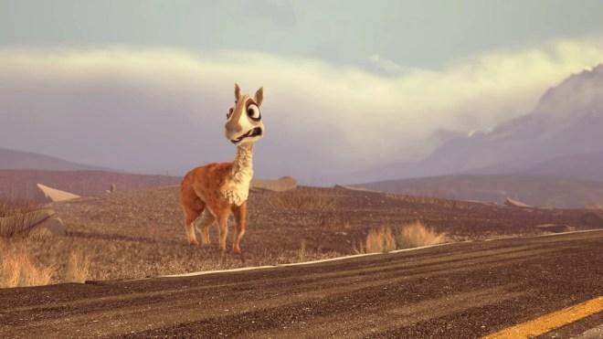 Caminandes - Llama Drama