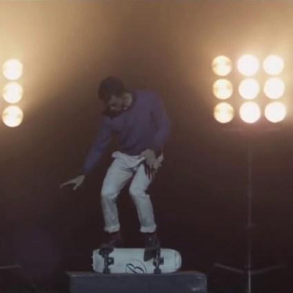 A Skateboard Opera / Killian Martin