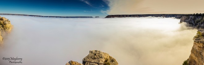 Clouds Inside the Grand Canyon 74337046