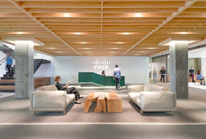 Cisco Meraki Offices San Francisco