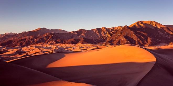 Dunes & Mountains - Greg Ness