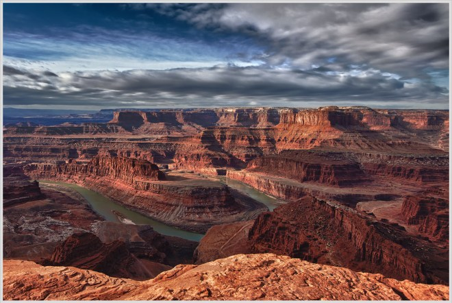 Morning at Dead Horse Point - Greg Ness