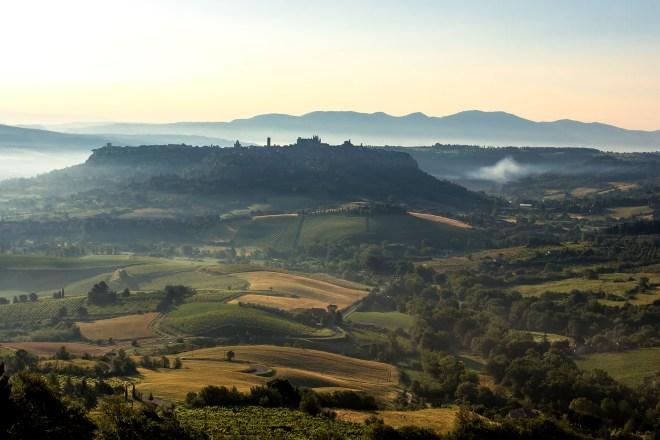 Orvieto Early Morning - Greg Ness