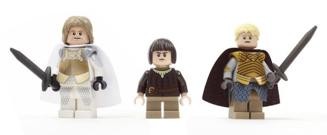 LEGO - Game of Thrones - Serie 4