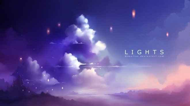 Lights by Rihards Donskis aka Apofiss