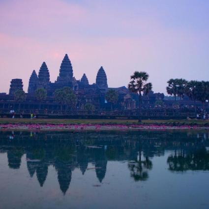 Visitez la cité des temples d'Angkor via Google Street View