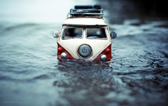Almost There / Kim Leuenberger